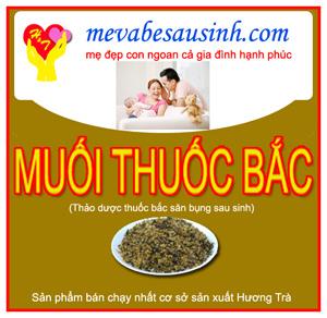 Bán muối thảo dược thuốc bắc săn bụng sau sinh tại Huyện Củ Chi, HCM